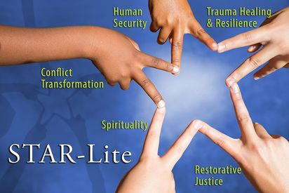 STAR-Lite Training Learning strategies for trauma awareness and resilience in a single day